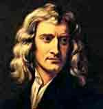 сэр Исаак Ньютон